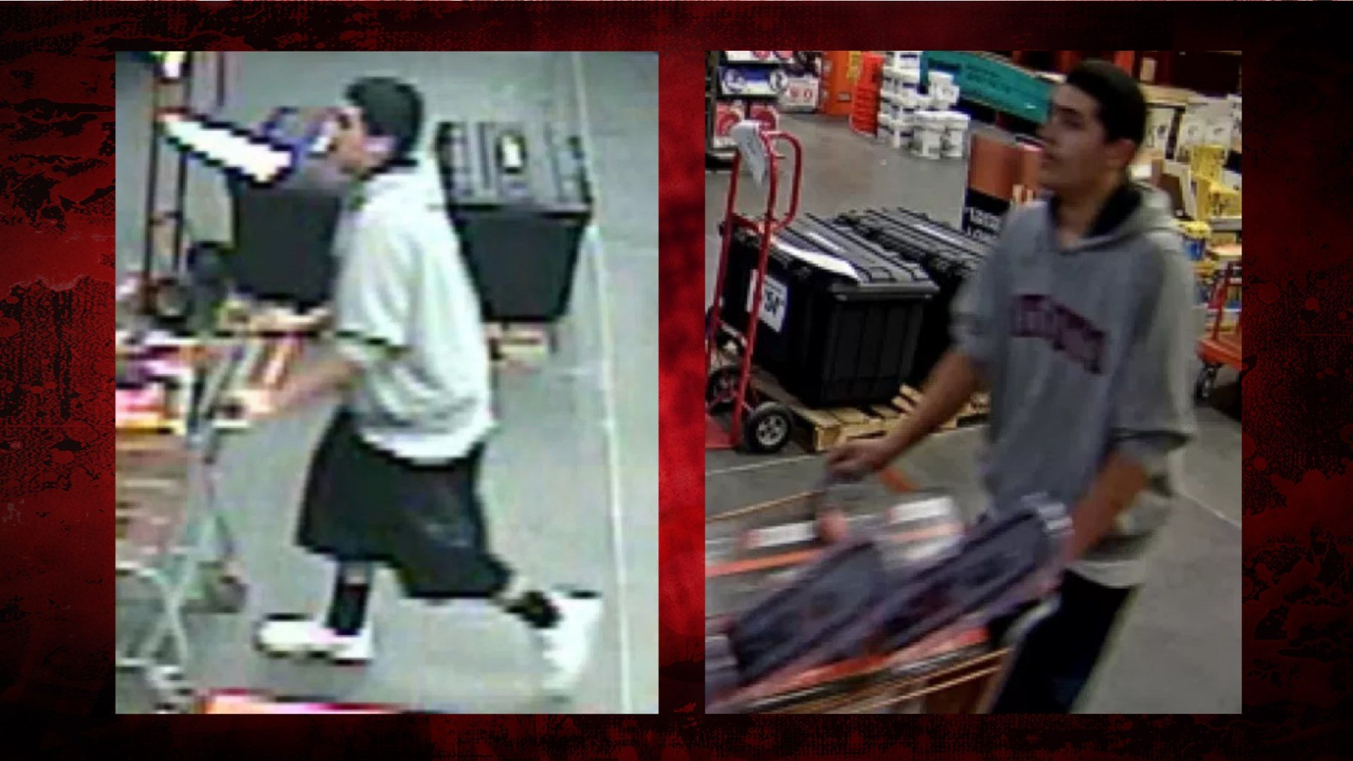 Man accused of stealing chainsaws weed eaters from Home Depot
