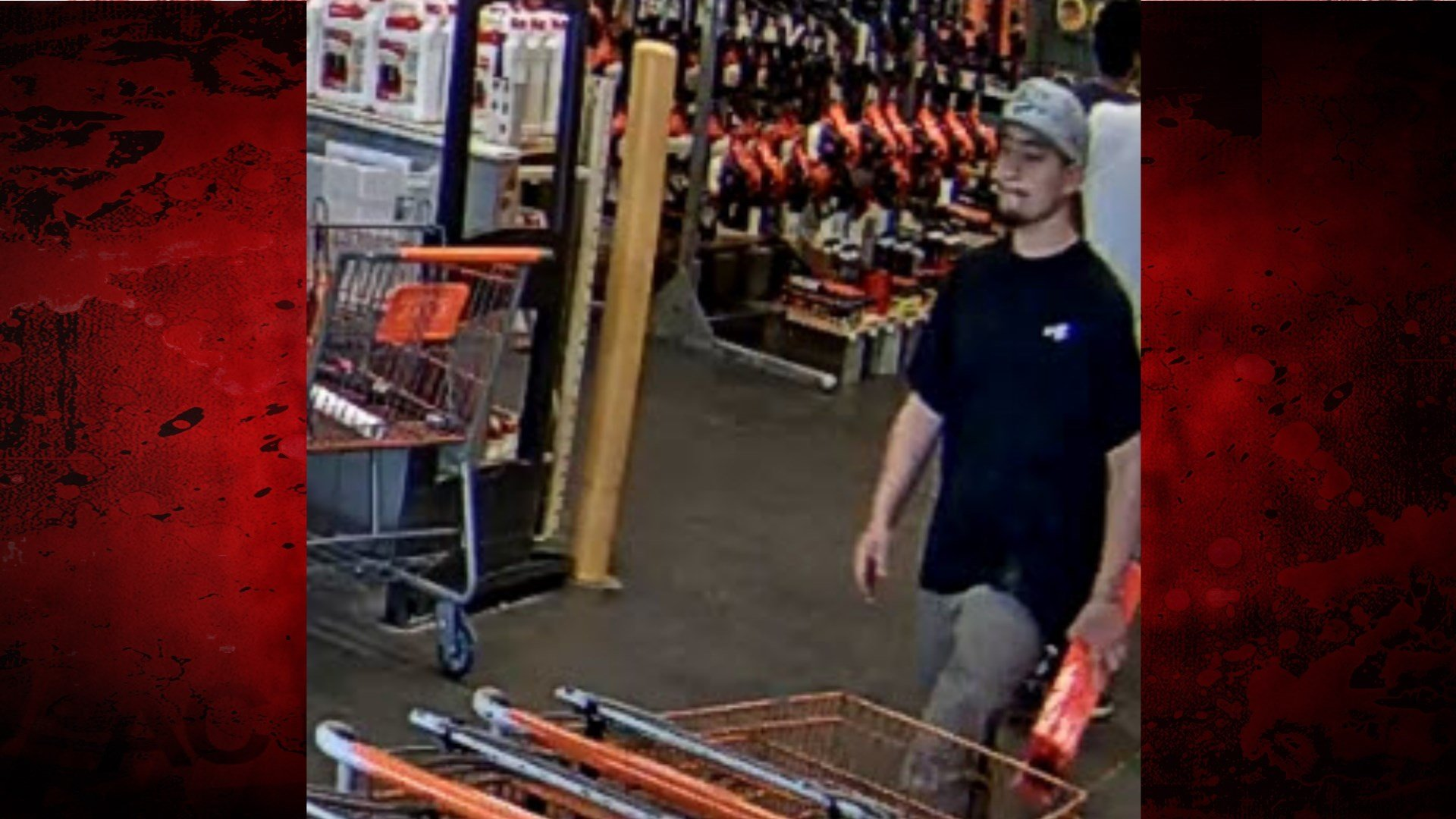 Man accused of stealing power tool from Home Depot KZTV
