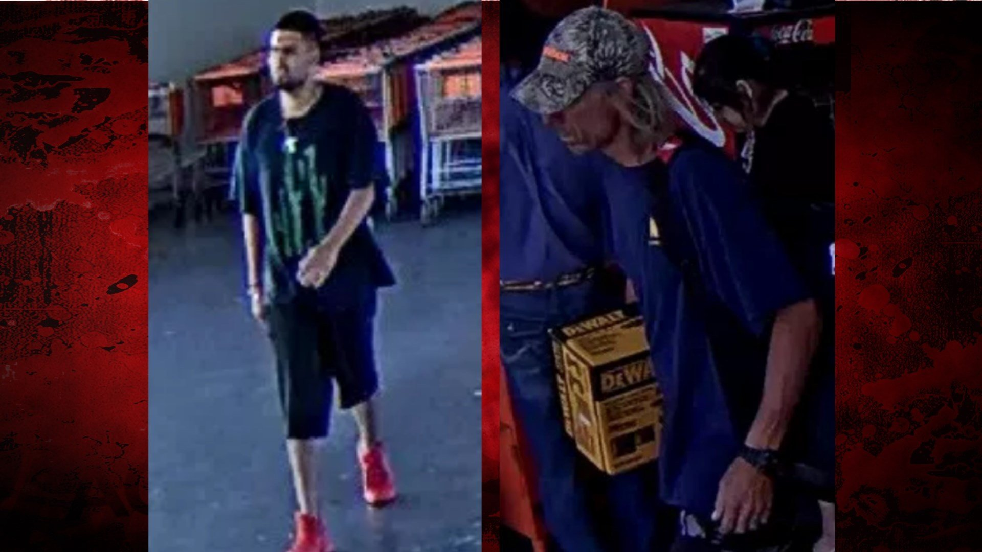 Alleged thieves wanted in Home Depot thefts KZTV