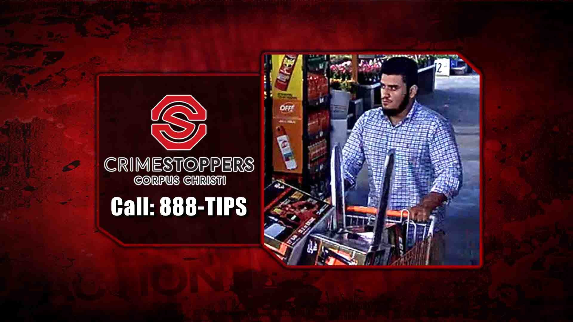 Crime of the Week with John Rupolo Home Depot robbery KZTV