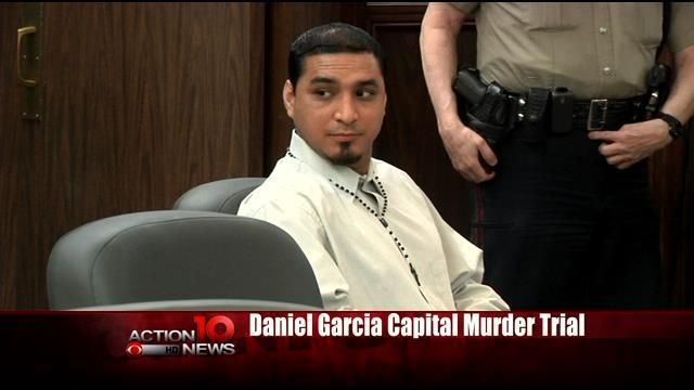 Daniel Garcia Facebook Trial of Daniel Garcia