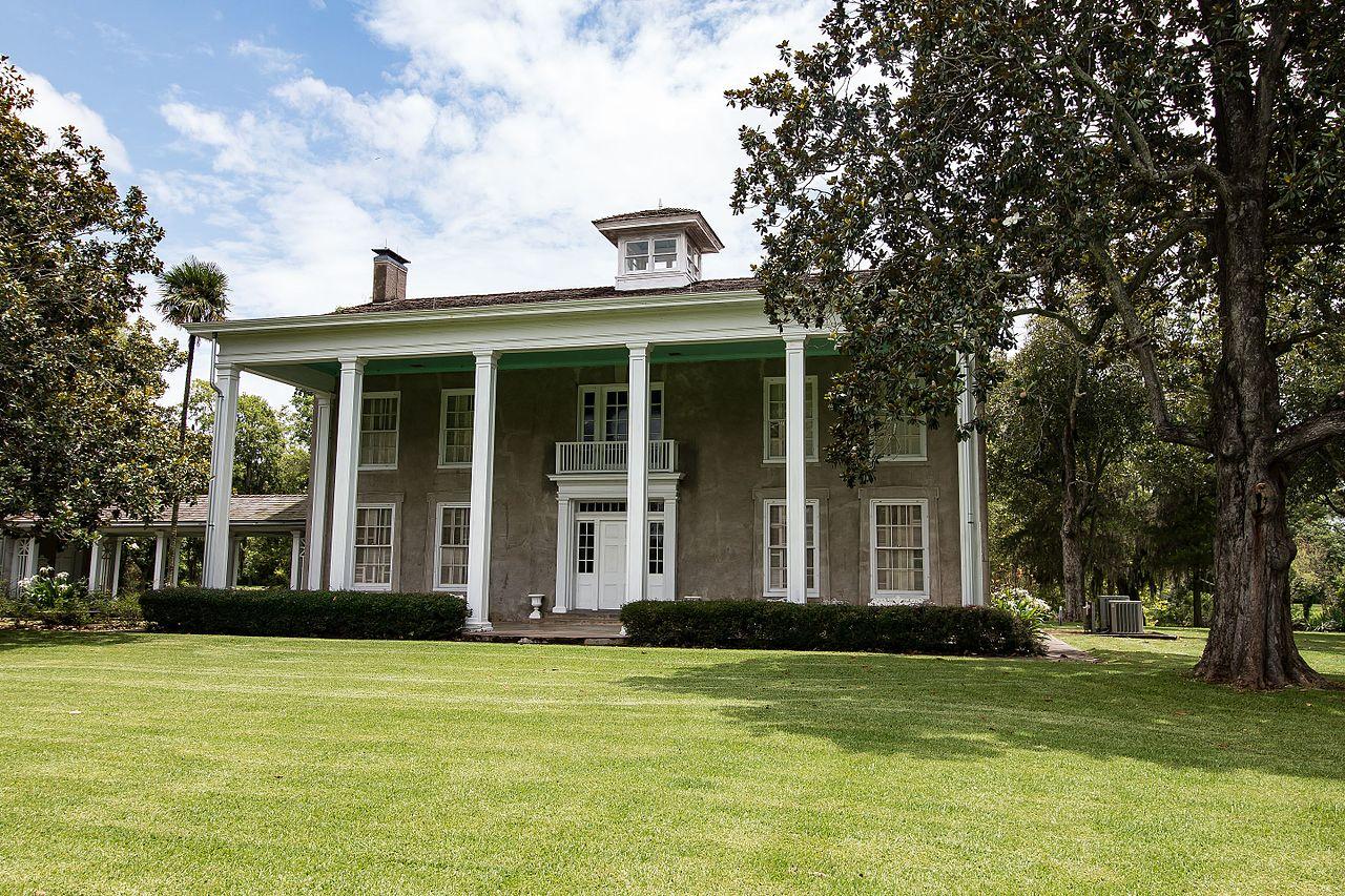 Varner–Hogg Plantation State Historic Site (photo: wikimedia)